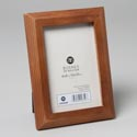 Photo Frame 4 X 6 Light Wood *4.99* #mfg 430246w
