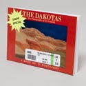 Postcards Book Of 21 The Dakotas *7.95* #1563138158