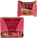 Almond Roca 3 Pc In 90 Ct Shipper  1.2 Oz