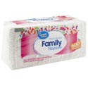 Napkins Family 1ply 12x12 600 Count