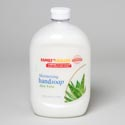 Liquid Handsoap Refill 64 Oz Moisturizing Aloe Vera Family Dollar # 16836
