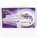 Dryer Sheets 50ct Lavender And Vanilla