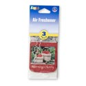 Air Freshener 3pk Morning Cherry #wazg003