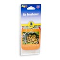 Air Freshener 3pk Fresh Strawberry #wazg005