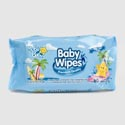 Baby Wipes 80 Ct Blue My Fair Baby # 10485