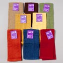 Kitchen Towel 15 X 25 Assorted Colors - See N2 Peggable # Kt2172-1