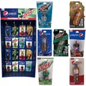 Lip Balm Pepsi Products Flavored 7 Assorted Half Power Panel