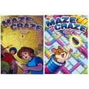 Activity Book Maze Craze 2asst In Pdq