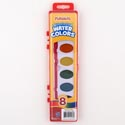 Playskool Paint Set 8 Colors Paint Brush Included Washable In Pdq