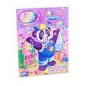 Paint W/water Book Lisa Frank Book Ref#b115373-14 Pics 32 Pages In Pdq