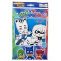 Art Boards Pj Masks Popoutz! Markers, Stickers, Popout Characters