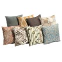 Pillow 12x12 Random Asst Fabrics Colors,prints In Ea Case *5.99*