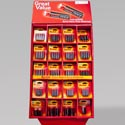 Batteries Kodak Extra Heavy Duty Display 198pc 5 Assorted See N2