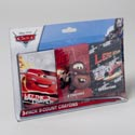 Crayons 3 Pk 8 Ct Carded Disney Cars *1.99* # 9911-7105-fa