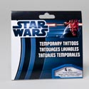 Temporary Tattoos Star Wars 4 Pages Pad *1.49* # Tt1016