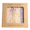 Tile Ceramic Wife's Angel 5x5 W/metal Stand Or Hangwall (4.50) Wall Decor