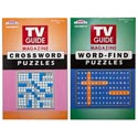 Puzzle Book Tv Guide 2 Asst 96pg In Floor Display Ppd $3.95 Made In Usa