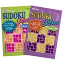 Puzzle Book Sudoku 2 Asst In Floor Display 114pg Ppd $3.95 Made In Usa