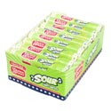 Candy Necco Sour Wafer Rolls 2.02 Oz In 24 Pc Cntr Display