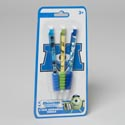 Pencils 3 Pk Mechanical Monsters University *1.99* Carded # 6477-7109