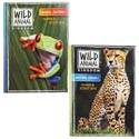 Color/activity Book Wild Kingdom 2 Asst 80pg In Pdq Ppd $3.95
