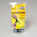 Super Glue E-z Fuse Tape Black 2.5ft X 1 In Roll