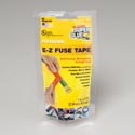 Super Glue E-z Fuse Tape Red 2.5ft X 1in Roll