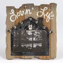 Photo Frame 9.5x10.5 Lovin Life Wooden W/4x6 Opening (10.00)