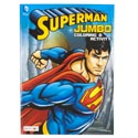 Coloring Book Superman 96pgs In 24pc Display Box