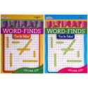 Word Find Ultimate Puzzle Book Asst In 120pc Floor Displ #311 96 Pg