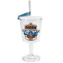 Goblet Insulated 12 Oz 21st Bday Acrylic (4.50)