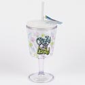 Goblet Insulated 12 Oz Crazy Cat Lady Acrylic (4.50)