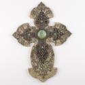 Cross 14in Poly Resin Engraved Metal (16.50)