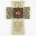Cross 10in Poly Resin John 3:16 (13.50)