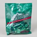 Candy Andes Mint Thins 2.75 Oz Peg Bag