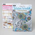 Coloring Book Adult 32 Pages 2 Asst In Pdq Ppd $3.95