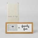 Photo Frame 2x3 Family Fun Litho Box (5.50)