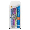 Pencils 4ct Mechanical W/eraser Papermate Write Bros *2.99* Bagged Peggable