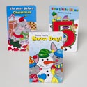Board Books Christmas Cheer 4 Asst Elves,cookies,snowday Mice B4 Xmas 5x8 Inch In Pdq