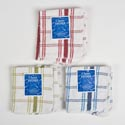 Dish Cloth 12x12 2pk 5 Assorted Colors