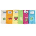 Kitchen Towel 15x25 Embroidered 6 Assorted Colors/designs