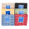 Dish Cloth 2pk 12x12 6 Assorted Colors