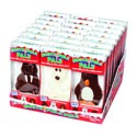 Candy North Pole Pals 2.5oz 3ast Walrus/penguin/bear Window Boxed In 24pc Pdq