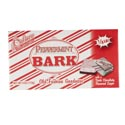 Candy Peprmnt Bark 4oz Box With Dark Chocolaty Flavored Layers In Counter Display