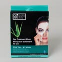 Facial Masks 2ct Aloe Vera Spa Treatment Boxed