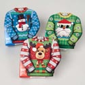 Candy Ugly Sweater Double Crisp Counter Display 2 Oz