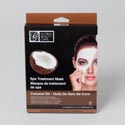 Facial Masks 2ct Coconut Spa Treatment Boxed