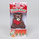 Candy Caramel Jingle Bear 2.5 Oz In Counter Display