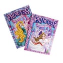 Coloring Book Princess 96 Pages In Pdq 2 Asst W/bonus Cut Outs