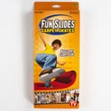 Carpet Skates Fun Slides 2-6pc Displays One Size Fits All #07-02bx